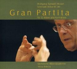 Saxonian Wind Academy - Mozart: Gran Partita, Serenade K 361