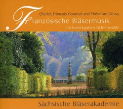 Saxonian Wind Academy - Gounod: French Music for Winds