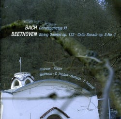 Antje Weithaas - Bach/Beethoven: Contrapunctus XI/Cello Sonata No. 1/String Quartet Op. 231