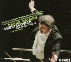 Daniel Raiskin - Shostakovich: Symphony No. 4