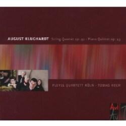 Pleyel Quartet Koln - Klughardt: String Quartet/Piano Quartet