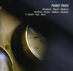 Marie-Elisabeth Hecker - Piano Trios