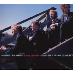 Danish String Quartet - Brahms/Haydn: String Quartets