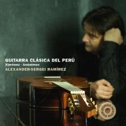 Alexander-Sergei Ramirez - Classical Guitar from Peru