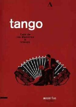 Tango: Cafe De Los Maestros & Friends (DVD)