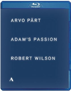 Part: Adam's Passion (Blu-ray Disc)