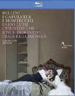 Bellini: I Capuleti E I Montecchi (Blu-ray Disc)