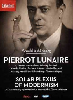 Schoenberg: Pierrot Lunaire (DVD)
