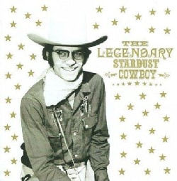 Legendary Stardust Cowboy - Paralyzed!: His Vintage Recordings 1968-1981