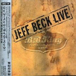 Jeff Beck - Live Beck!