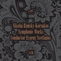 State Academic Symphony Orchestra - Rimsky-Korsakov: Symphonic Works