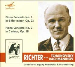 Pyotr Il'yich Tchaikovsky - Richter Plays Tchaikovsky & Rachmaninov