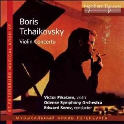 Boris Tchaikovsky - Tchaikovsky: Violin Concerto