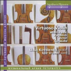 Igor Uryash - Virtuoso Pieces for Violin by 19th Century Composers