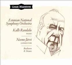 Kalle Randalu - Beethoven/Strauss: Piano Concertos