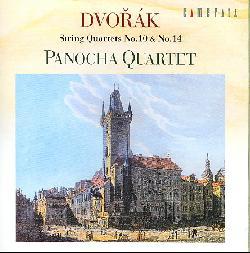 Panocha Quartet - Dvorak: String Quartets Nos. 10 & 14