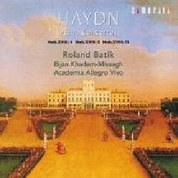 Roland Batik - Haydn: Piano Concertos