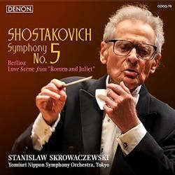 STANISLAW SKROWACZEWSKI - SHOSTAKOVICH: SYMPHONY NO.5