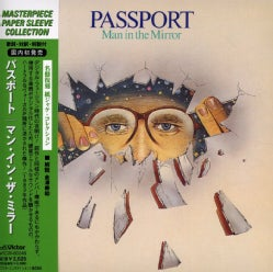 PASSPORT - MAN IN THE MIRROR (MINI LP SLEEVE)