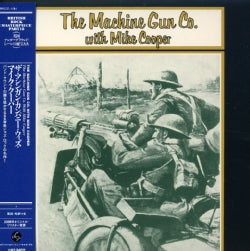 Machine Gun Co. - Machine Gun Co with Mike Cooper
