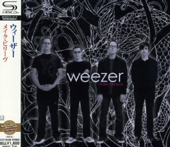 WEEZER - MAKE BELIEVE (SHM-CD)