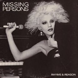 MISSING PERSONS - RHYME & REASON