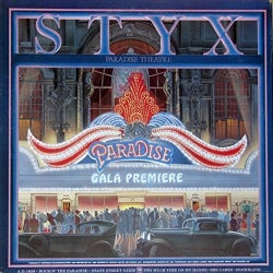 STYX - PARADISE THEATER: LIMITED