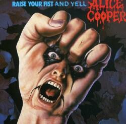Alice Cooper - Raise Your Fist & Yell