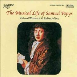 Various - The Musical Life of Samuel Pepys