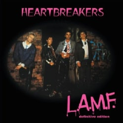 JOHNNY & THE HEARTBREAKERS THUNDERS - L.A.M.F: DEFINITIVE EDITION BOXSET