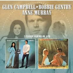GLEN CAMPBELL/BOBBIE GENTRY/ANNE MURRAY - BOBBIE GENTRY & GLEN CAMPBELL/ANNE MURRAY & GLEN C