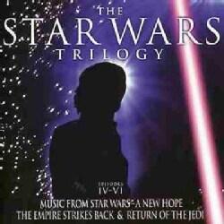 Various - Star Wars Trilogy Episodes IV (OST)