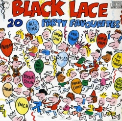 Black Lace - 20 All-Time Party Favorites