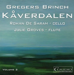 Gregers Brinch - Brinch: Kaverdalen (Audio Only)