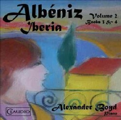 Issac Albeniz - Albeniz: Iberia: Vol. 2 (Audio Only)