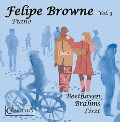 Felipe Browne - Felipe Browne: Vol. 3 (Audio Only)