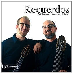 Athens Guitar Duo - Recuerdos: Vol. 2 (Audio Only)