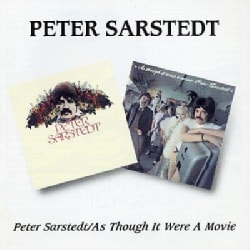 Peter Sarstedt - Peter Sarstedt/As Though It Were a Movie