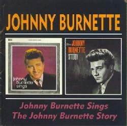 Johnny Burnette - Johnny Burnette Sings/Johnny Burnette Story