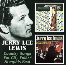 Jerry Lee Lewis - Country Songs For City Folk/Memphis Beat