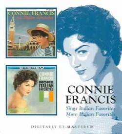 Connie Francis - Sings Italian Favorites/More Italian Favorites