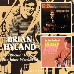 Brian Hyland - Rockin Folk/The Joker Went Wild