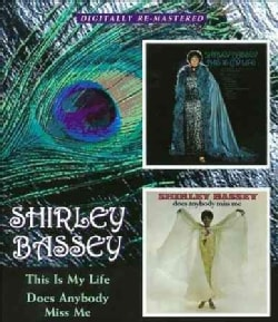 Shirley Bassey - This Is My Life/Does Anybody Miss Me