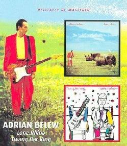 Adrian Belew - Lone Rhino/Twang Bar King