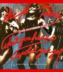 Ike Turner - What You Hear Is What You Get: Live at Carnegie Hall