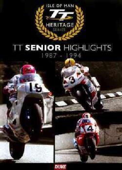 TT Senior Highlights: 1987-1994 (DVD)