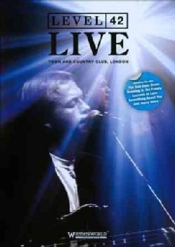 Level 42: Live at London's Town & Country Club (DVD)