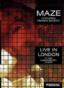 Maze Featuring Frankie Beverly: Live at the Hammersmith Odeon (DVD)