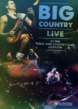 Big Country: Live at the Town and Country Club (DVD)