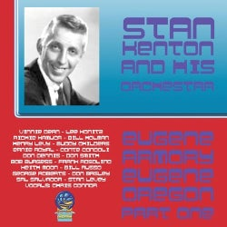 Stan & His Orchestra Kenton - From Eugene Armory Live Part One